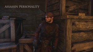 Elder Scrolls Online Assassin Personality Preview