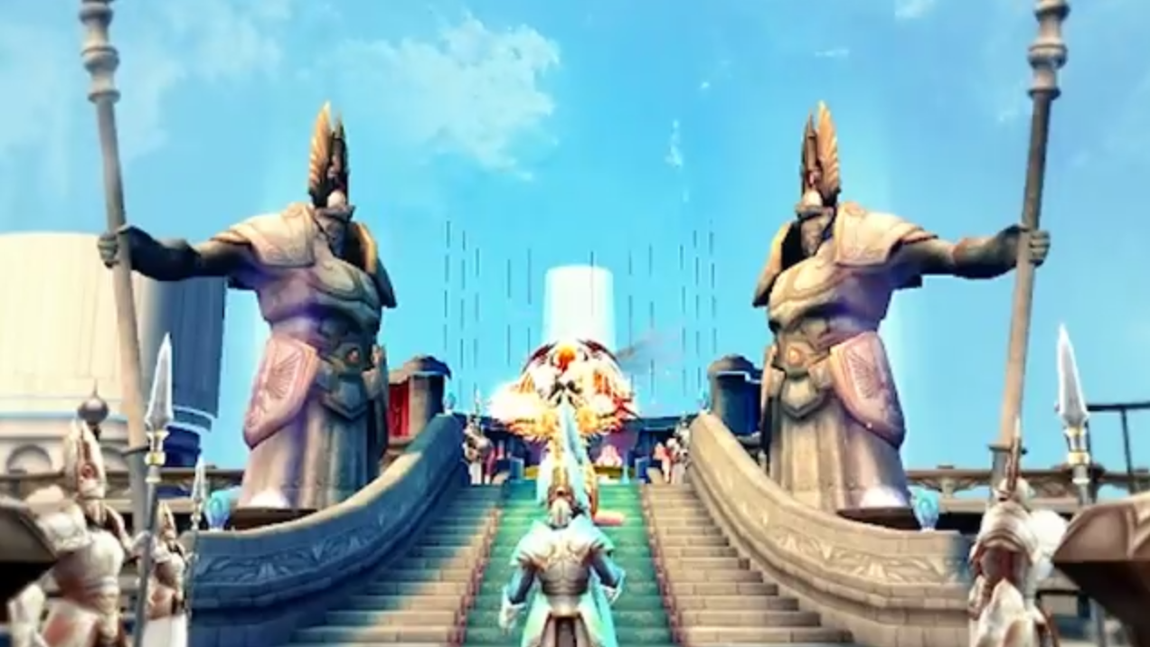 Eternal Chaos Online Open Beta Trailer