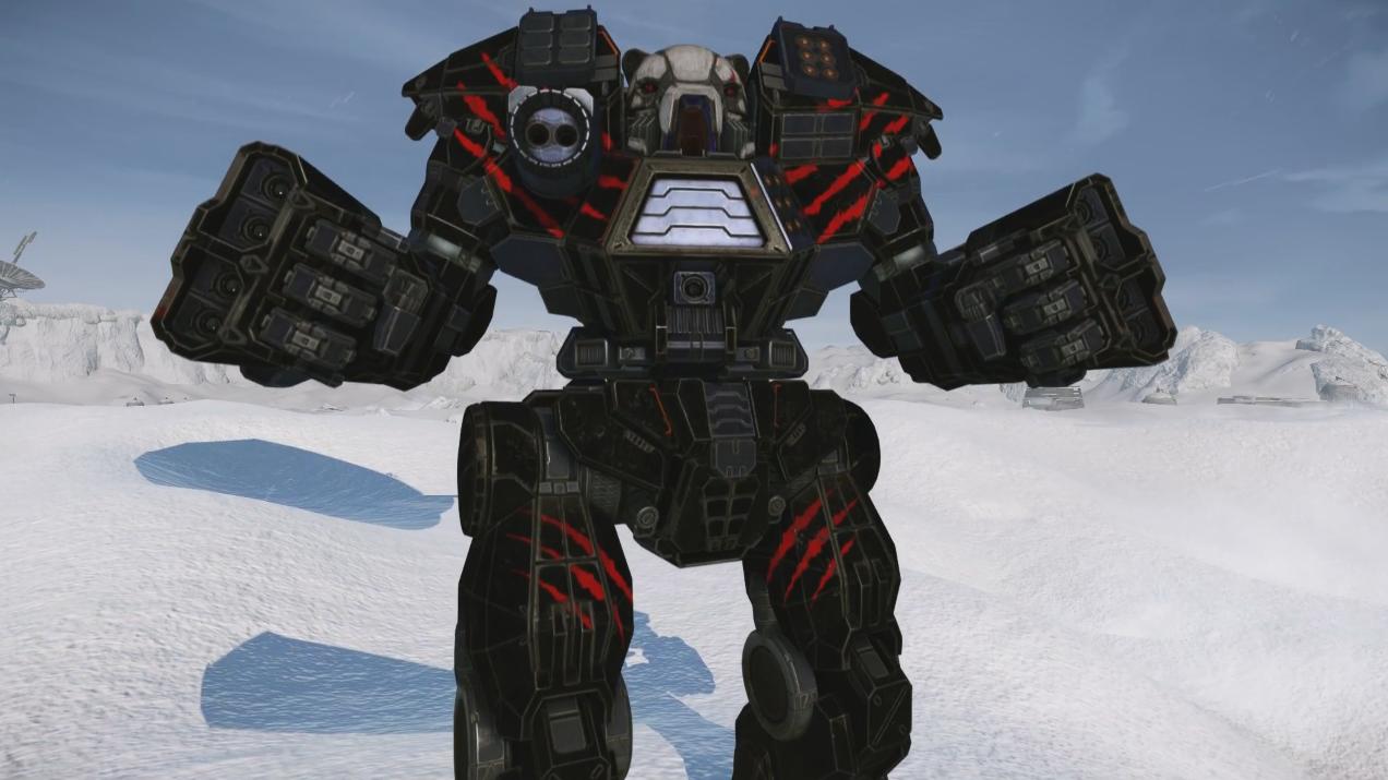 MechWarrior Online Kodiak Cockpit Preview
