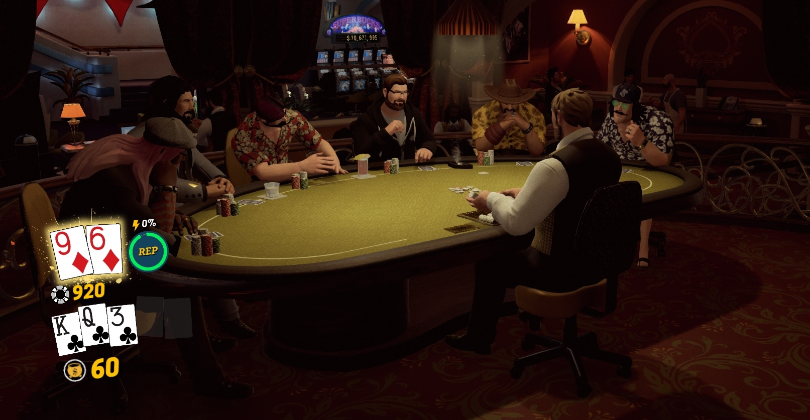 Prominence Poker Now Live on Early Access