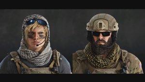 Rainbow Six Siege Blackbeard and Valkyrie Tactics