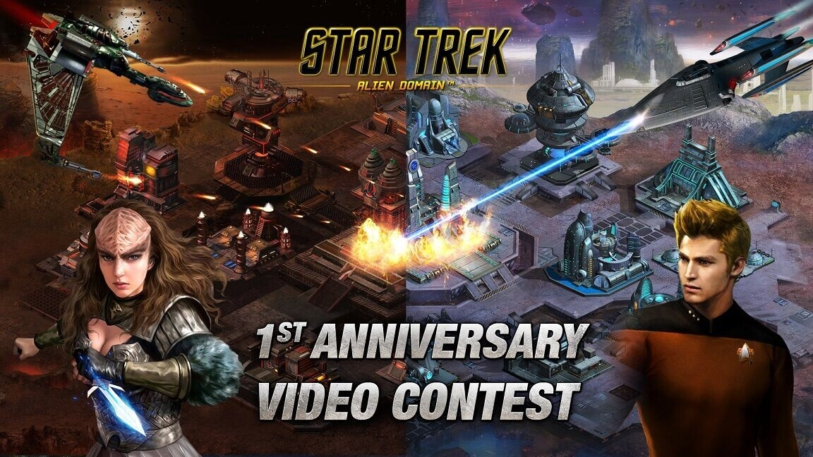 Star Trek: Alien Domain Hosts Anniversary Video Contest