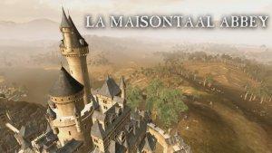 Total War: WARHAMMER La Maisontaal Abbey Battlefield Briefing