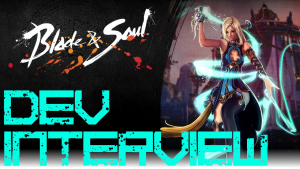 Blade & Soul E3 2016 Dev Interview Soul Fighters & Swim Suits!