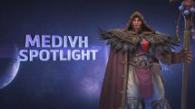 Heroes of the Storm Medivh Spotlight