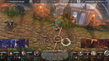 Vainglory and Samsung Partnership at E3 2016