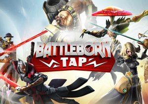 Battleborn Tap Game Banner