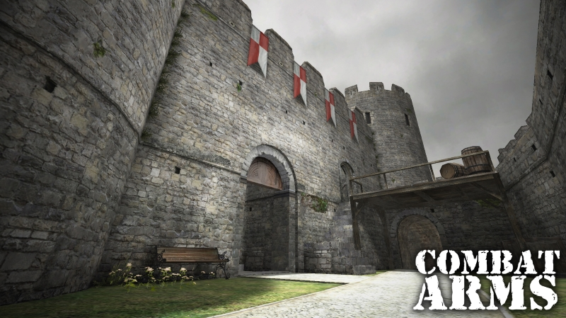 Storm the Castle this June with Combat Arms