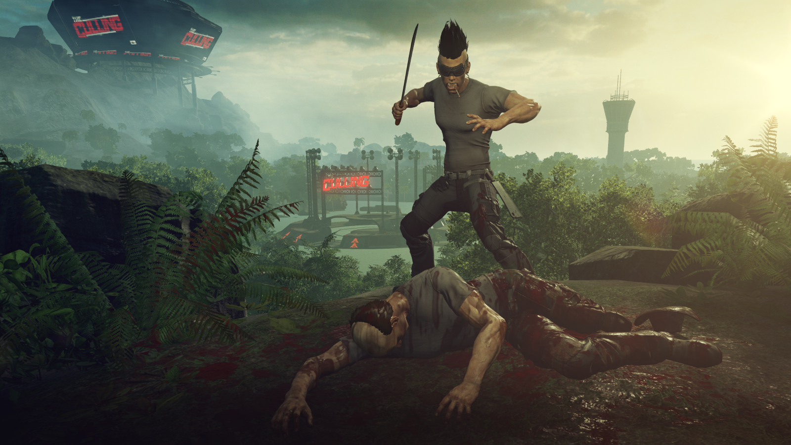 The Culling Is Bringing Tropical Massacre to Xbox Game Preview