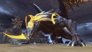 Dragon Nest Europe Desert Dragon Trailer