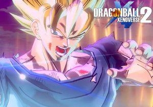 Dragonball Xenoverse 2 Game Banner