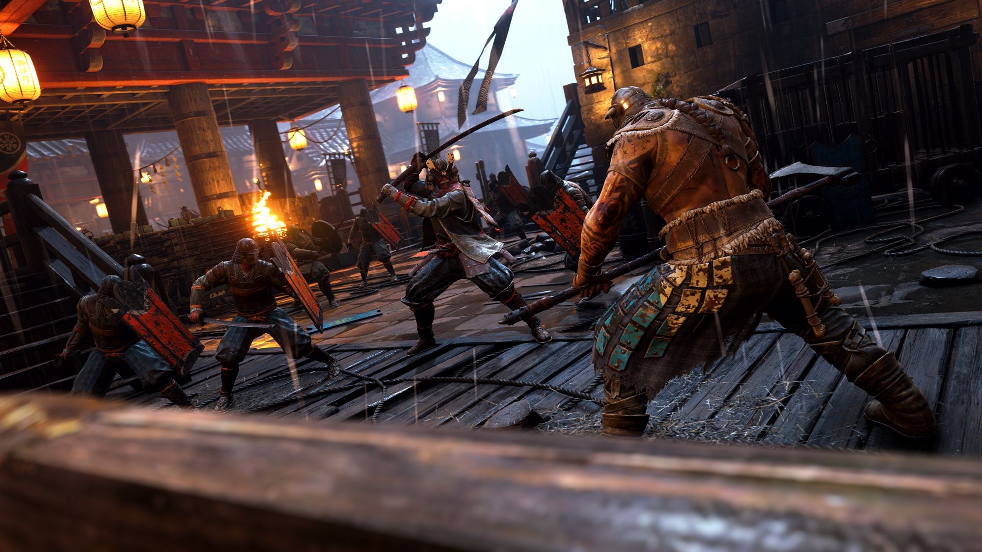 E3 2016 For Honor Campaign Preview