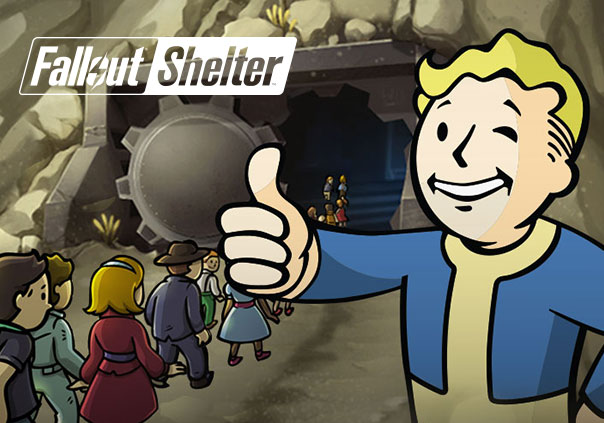 Fallout Shelter Game Banner
