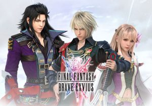 Final Fantasy Brave Exvius Game Banner