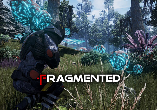 Fragmented Game Profile Banner