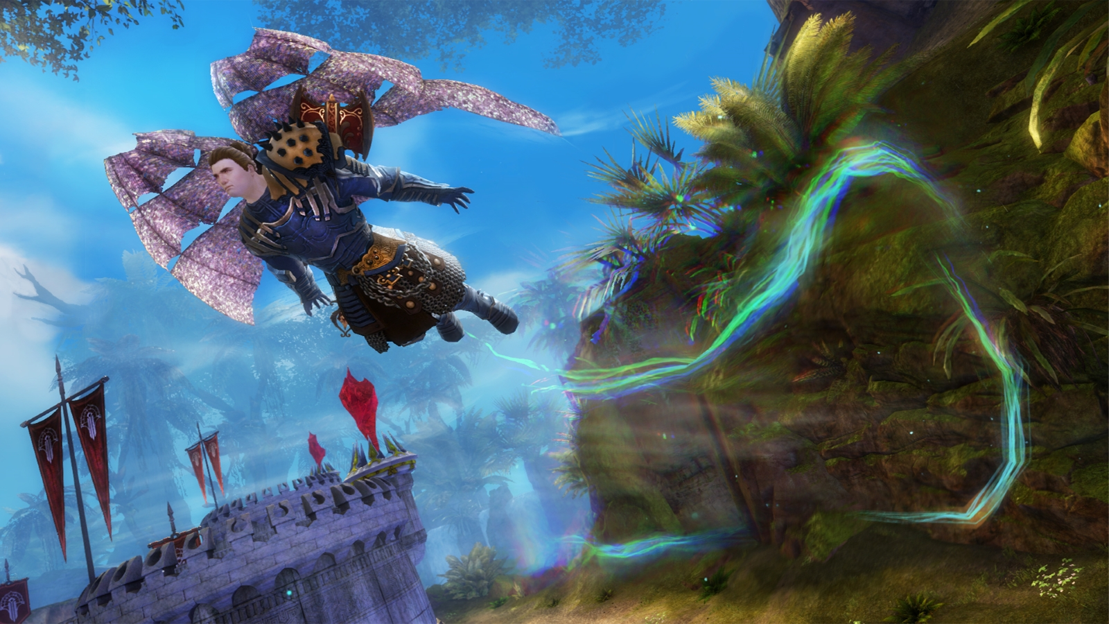 Guild Wars 2 The White Mantle Raid Press Preview