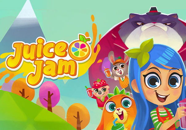 Juice Jam Game Profile Banner
