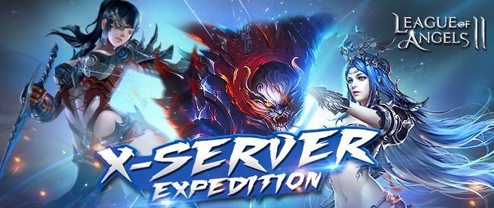League of Angels II Begins X-Server Expedition
