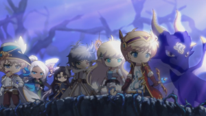 MapleStory Heroes of Maple Announcement Trailer