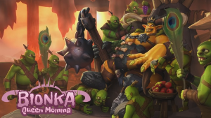 Orcs Must Die! Unchained Bionka Hero Overview