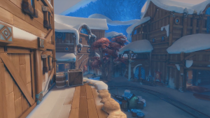 Paladins Frostbite Caverns Map Reveal