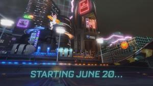 Rocket League Neo Tokyo Trailer