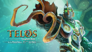 RuneScape Telos the Solo Boss Trailer
