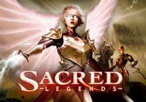 Sacred Legends Game Profile Banner