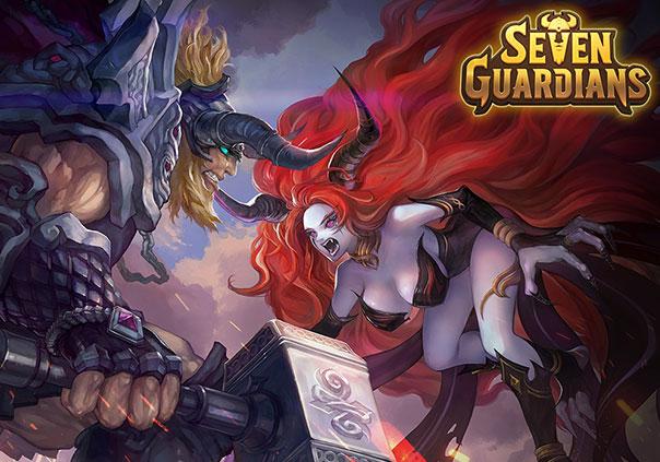 Seven Guardians Game Banner