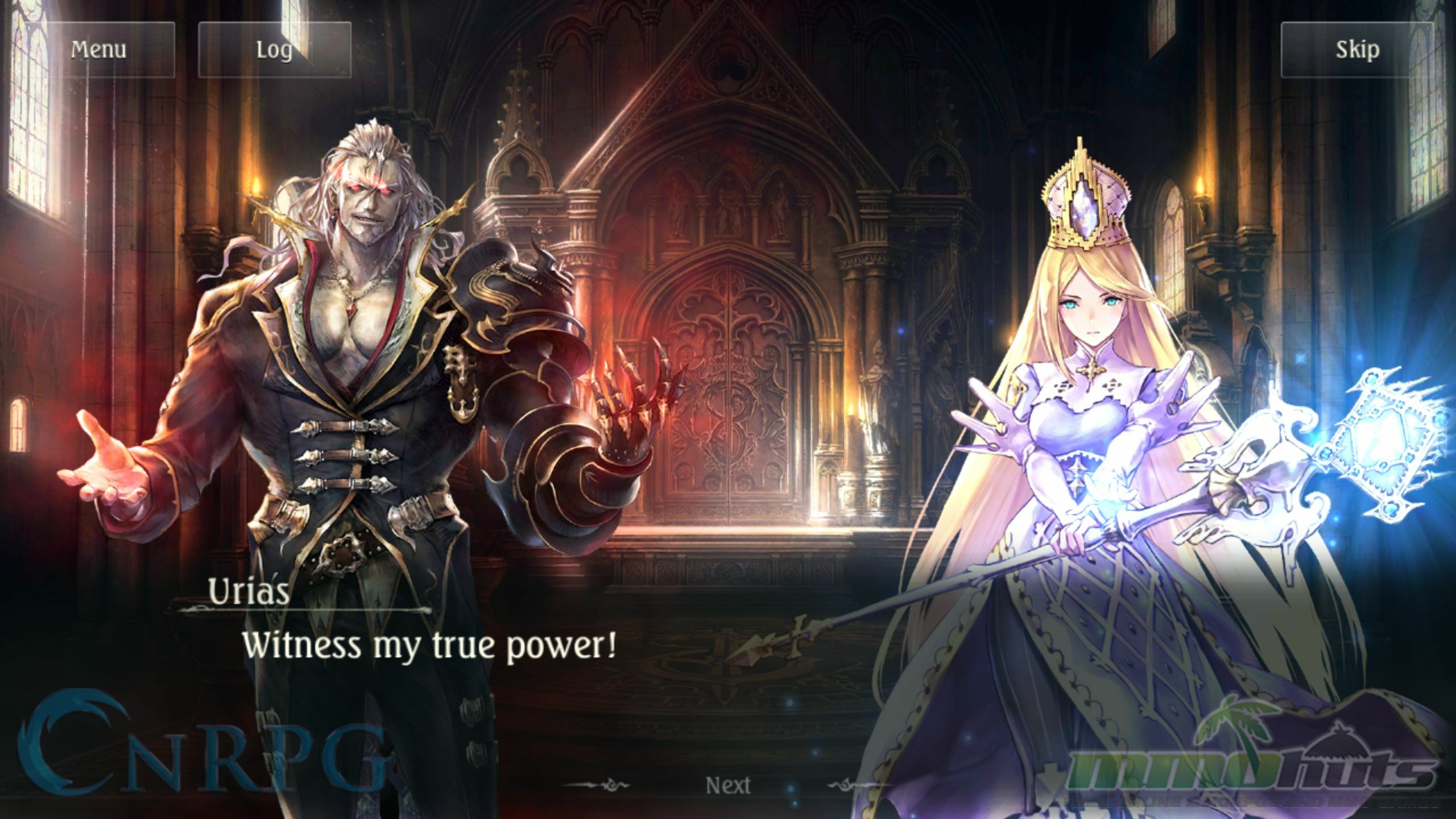 Shadowverse Soft Launch Demo - E3 2016