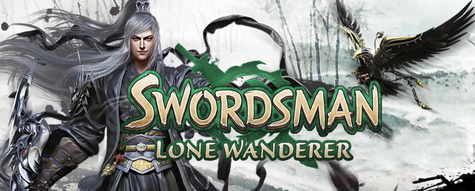 Swordsman Lone Wanderer Expansion Now Live