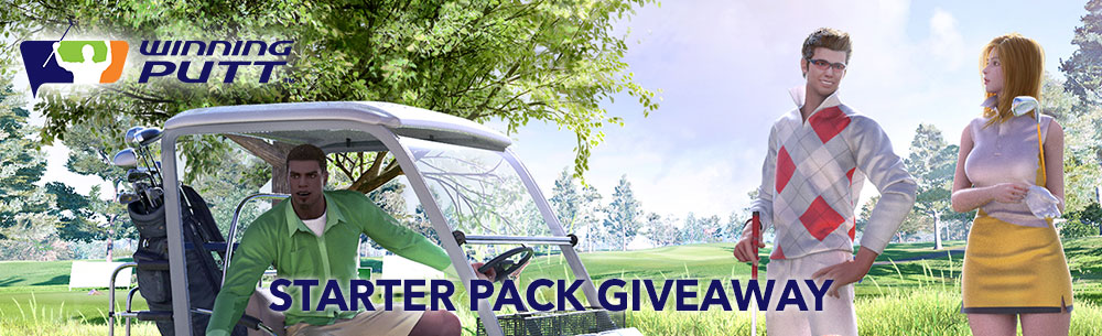 Winning Putt Starter Pack MMOHuts Giveaway