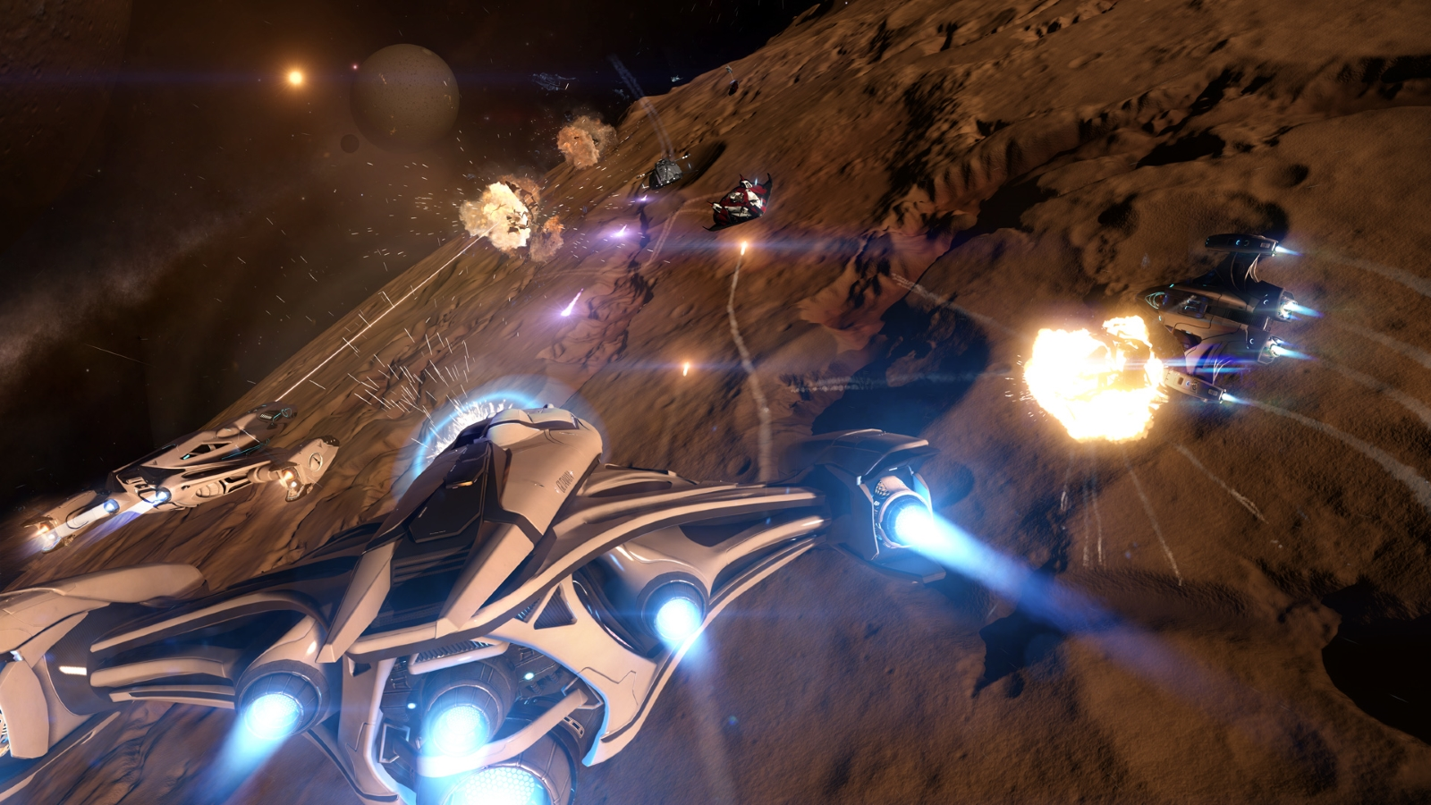 Elite Dangerous: Horizons Launches Today for Xbox One