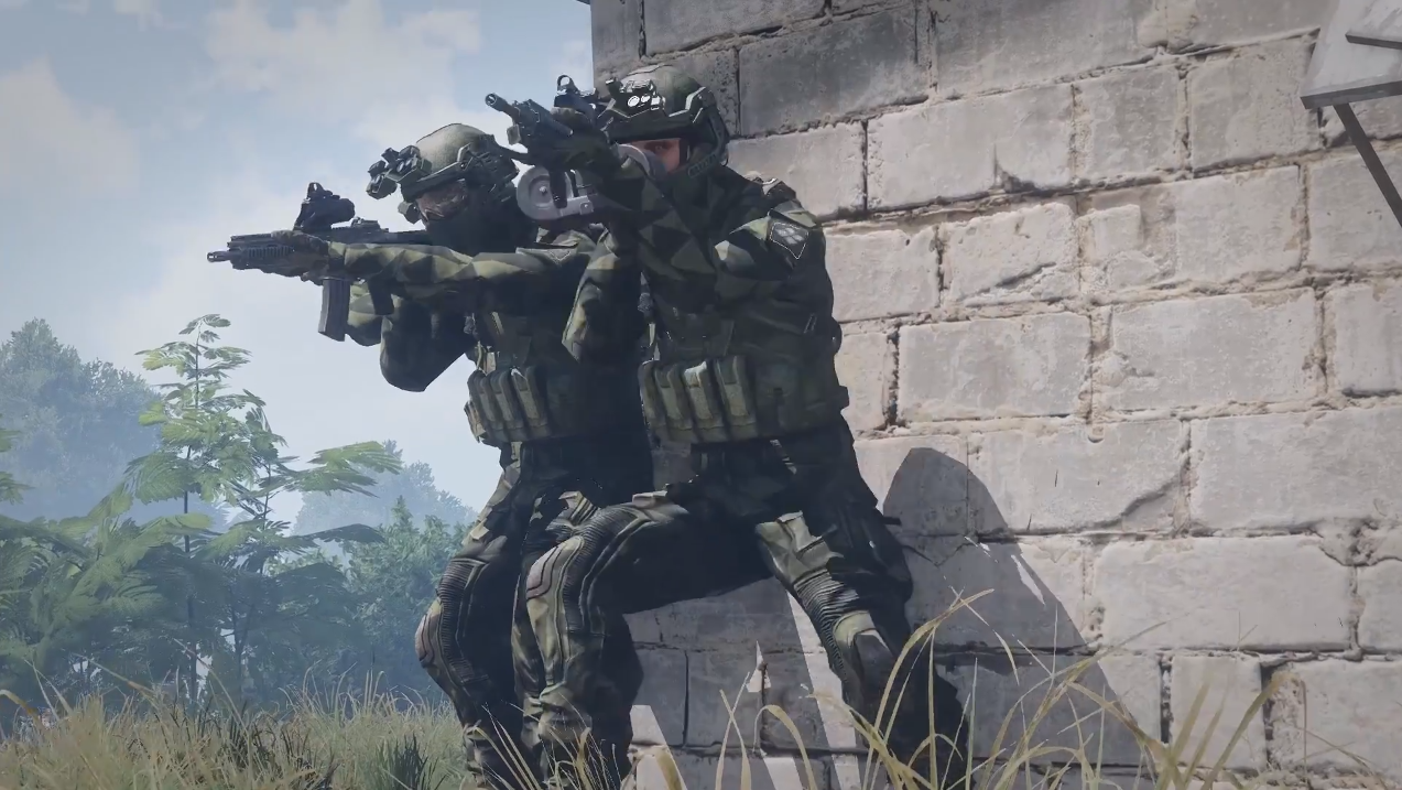 Arma 3 Apex E3 2016 Teaser Trailer