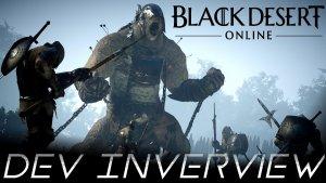 Black Desert - E3 2016 Where's My Siege Warfare?