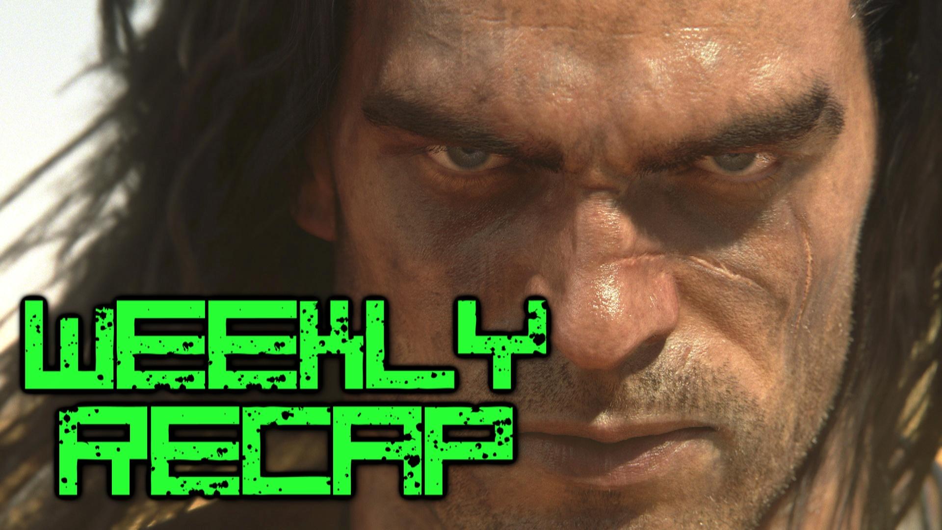 MMOHuts Weekly Recap #294 June 13th - Conan Exiles, Lawbreakers, MxM & More!