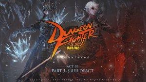 Dungeon Fighter Online Act 5 Part 1 Trailer