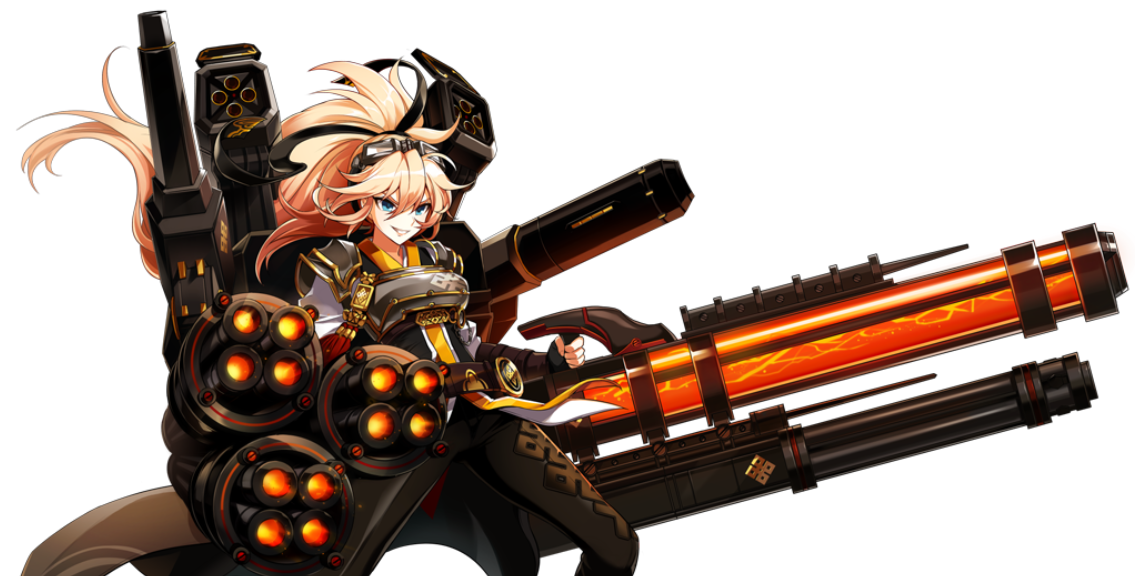 Elsword's Rose Gets First Job Update