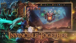 Eternal Arena Real-time 3v3 Debuts