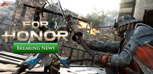 For Honor E3 2016