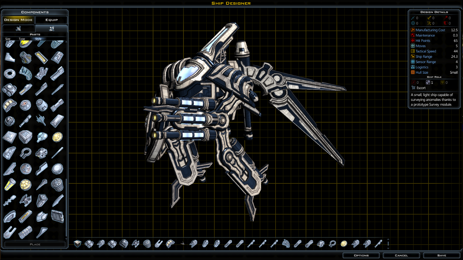 Galactic Civilizations III Builder's Kit DLC Now Available