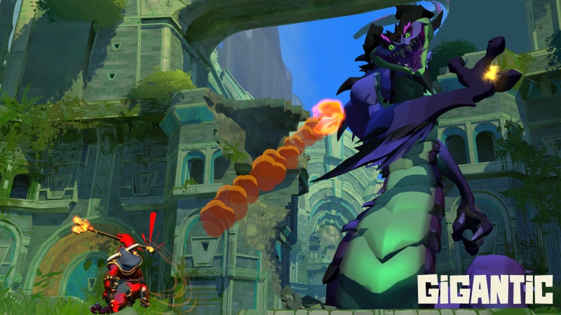 Gigantic Stress Test Coming to PC and Xbox One on June 30