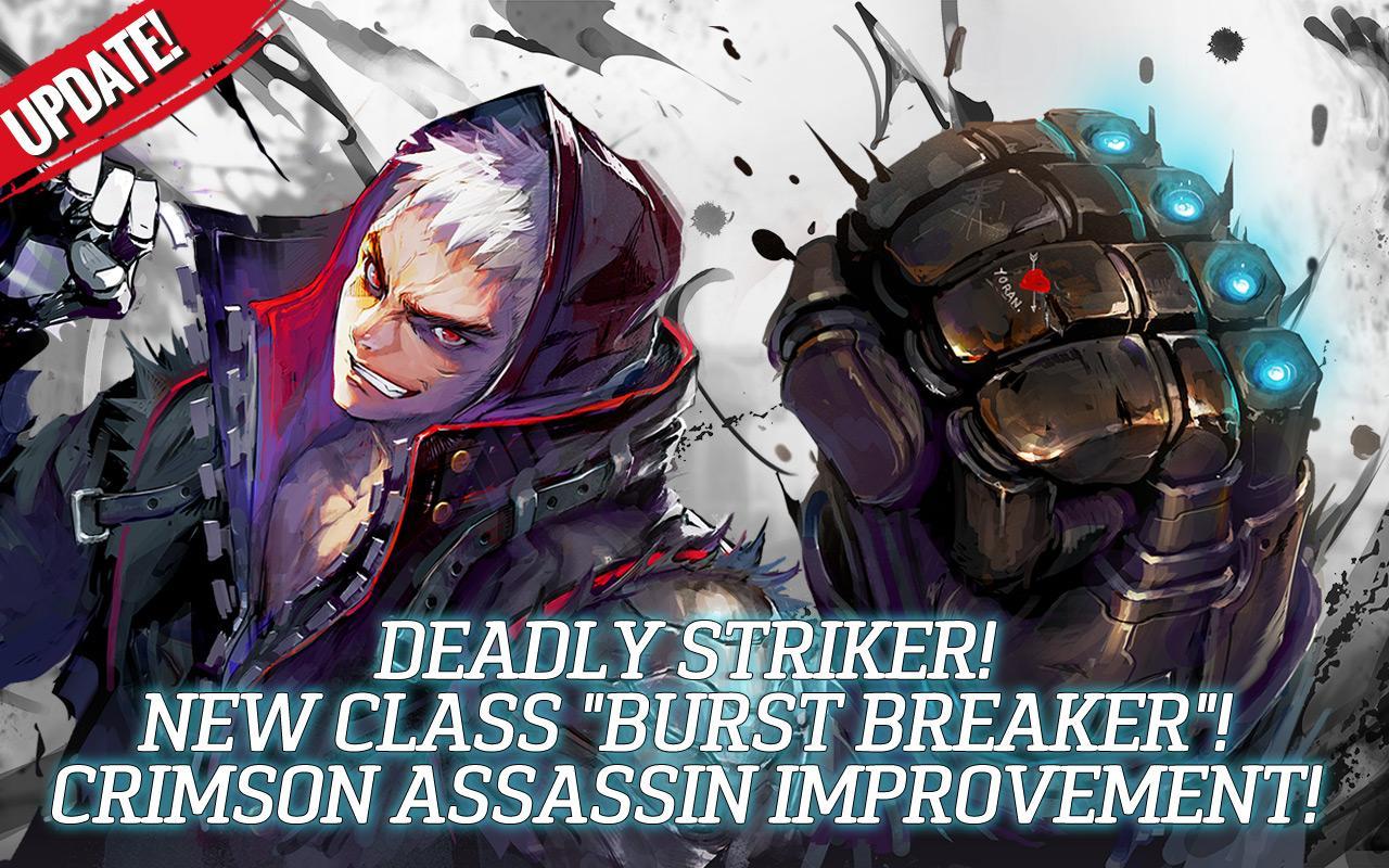 Kritika: The White Knights Introduces Burst Breaker