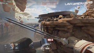 LawBreakers Assassin Spotlight