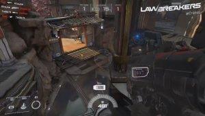 LawBreakers Titan Class Spotlight