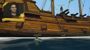 Sea of Thieves Gameplay Reveal E3 2016