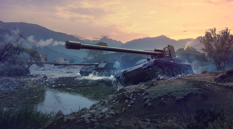 World of Tanks Blitz German Tank Destroyers Roll In