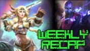 Weekly Recap #299 July 18th - DFO, Twin Saga, League & More!