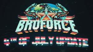 Broforce Fourth of July Update Trailer