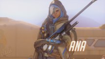 Overwatch Ana Introduction and Story Trailers